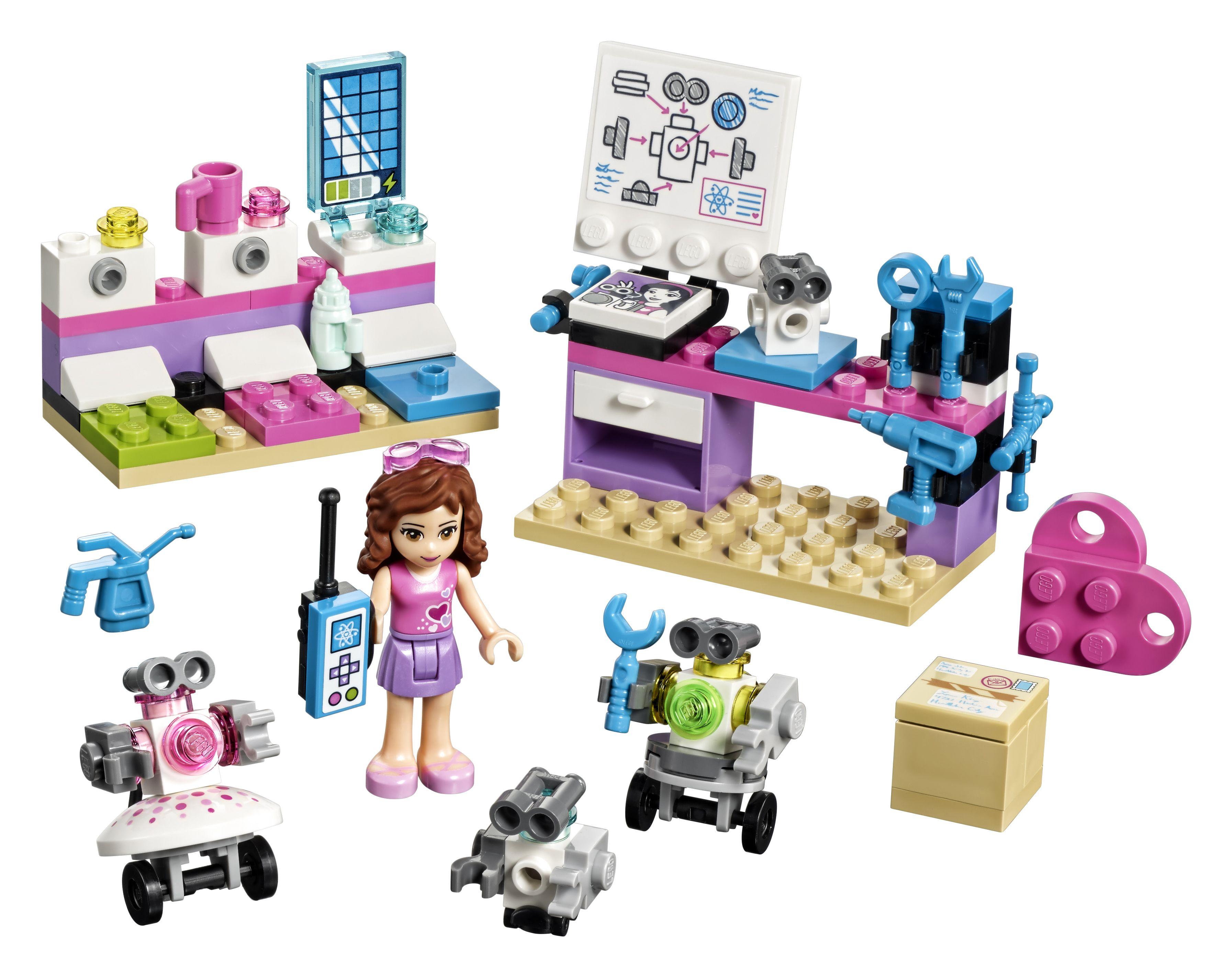 41307 Olivias Erfinderlabor LEGO Friends