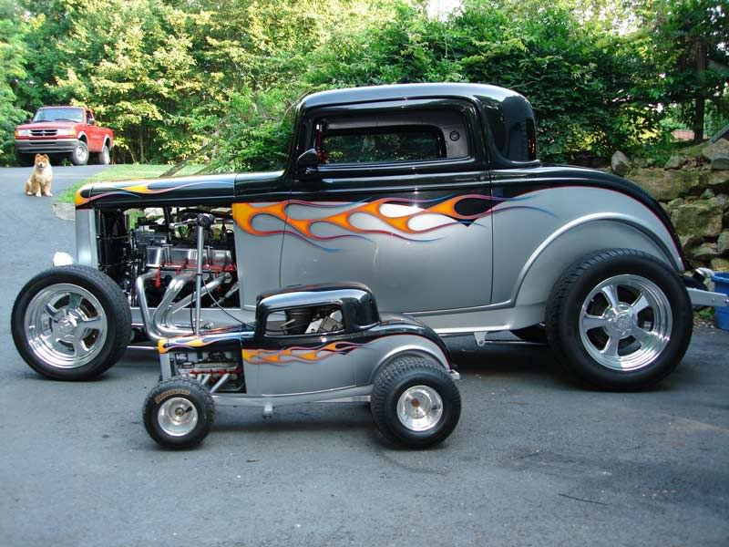 Mini-Rod - Hot Rod Forum : Hotrodders Bulletin Board | PEDAL CARS ...