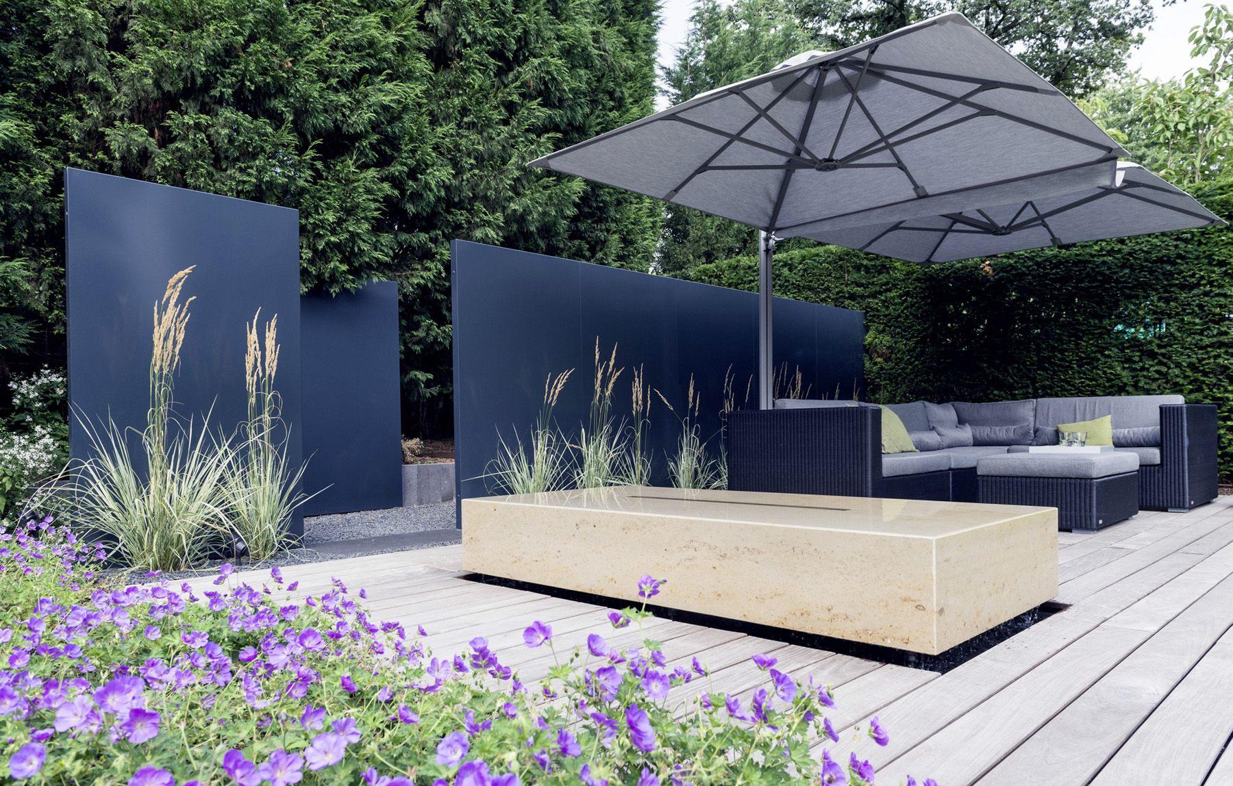 moderne gartenarchitektur d sseldorf hausgarten 1 gartenplus die gartenarchitekten. Black Bedroom Furniture Sets. Home Design Ideas