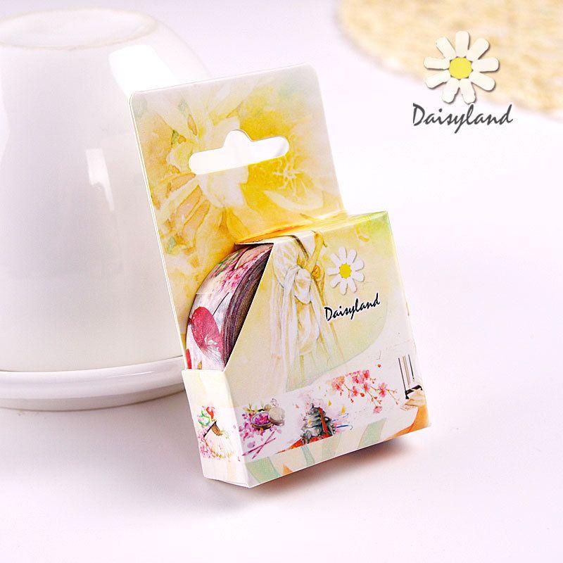 Best Masking Tape For Decorating Antique Objects Fita Adesiva Decorativa Washi Masking Tape Kawaii
