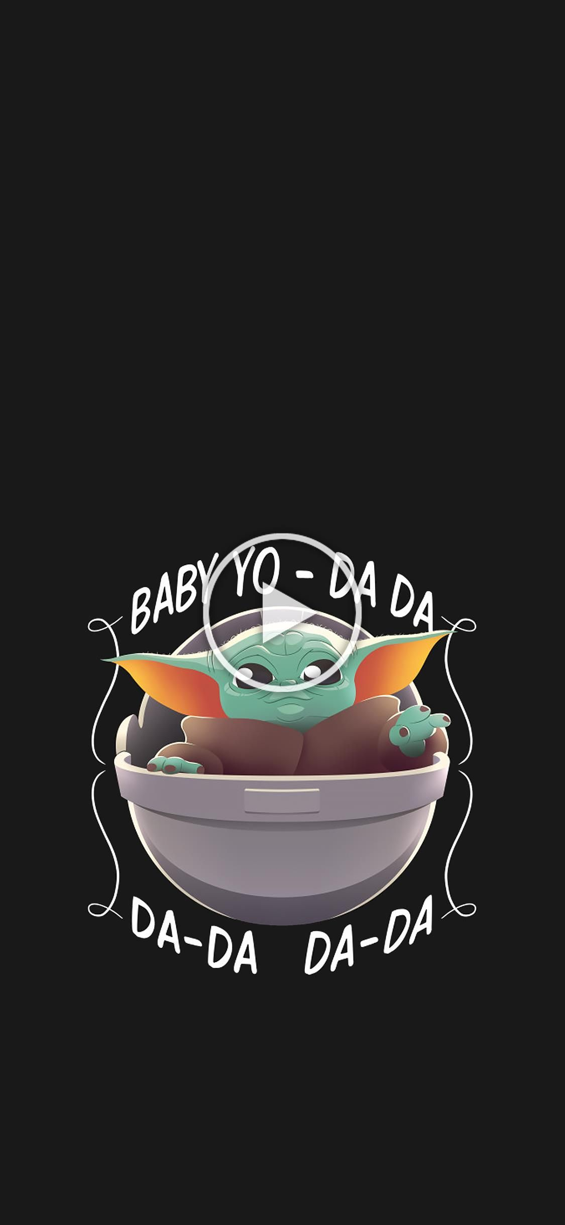 Found Baby Yoda And Made It Mobile Friendly Bedroom Diy 4k Phone Wallpapers Phone Wallpaper