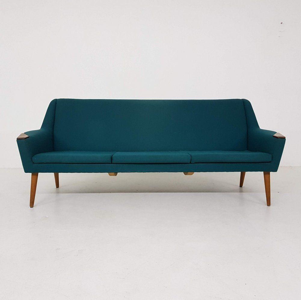 For Sale Mid Century Modern Sofa Denmark 1960 S