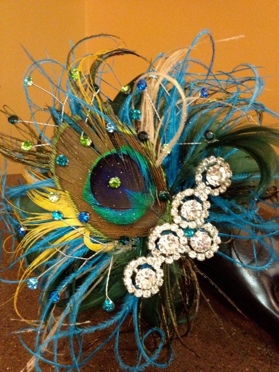 Wrist Corsage:  by HaileyHarrison on Etsy <3 Custom Orders Welsome