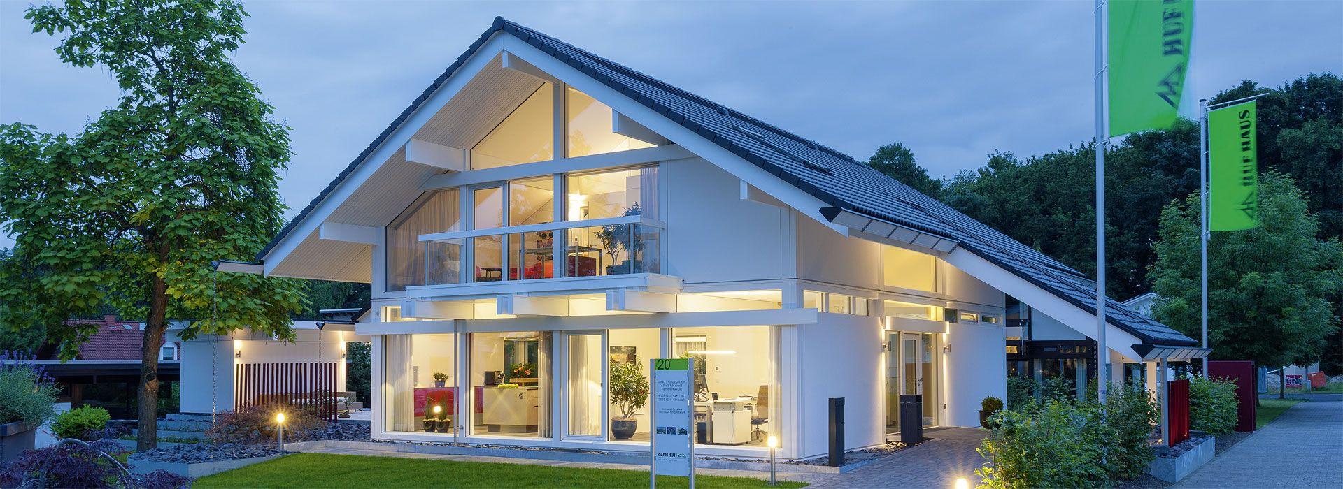 Casa prefabbricata huf haus art 4 prefab house huf haus for Comprare casa prefabbricata