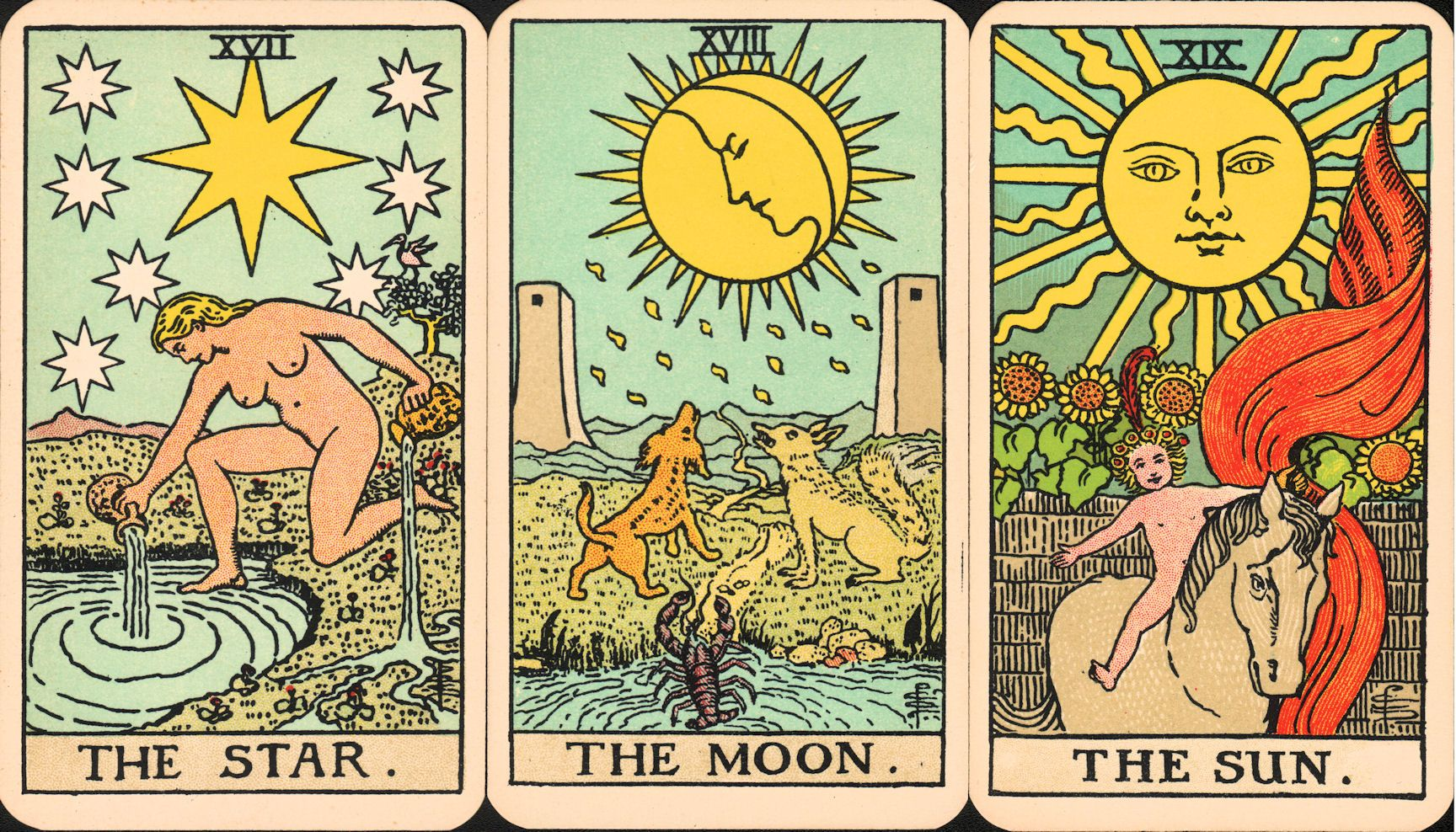 How does the Tarot actually work? | Tarot reading in 2019 | Vintage