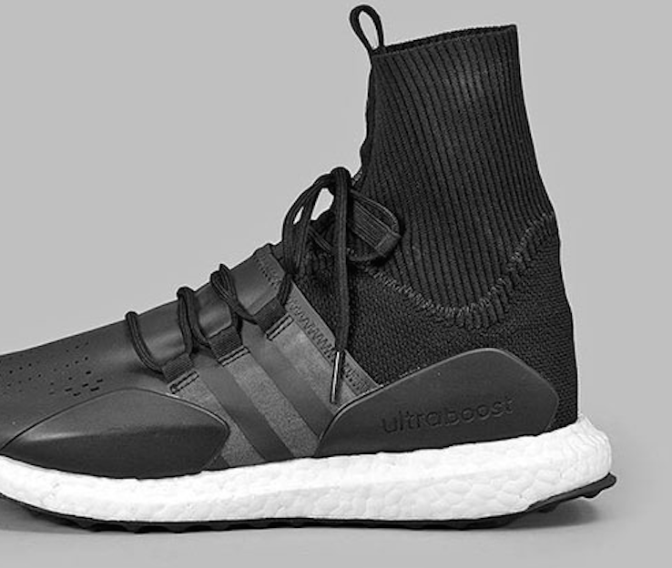 Adidas Ultra Boost Hi Wool 2017