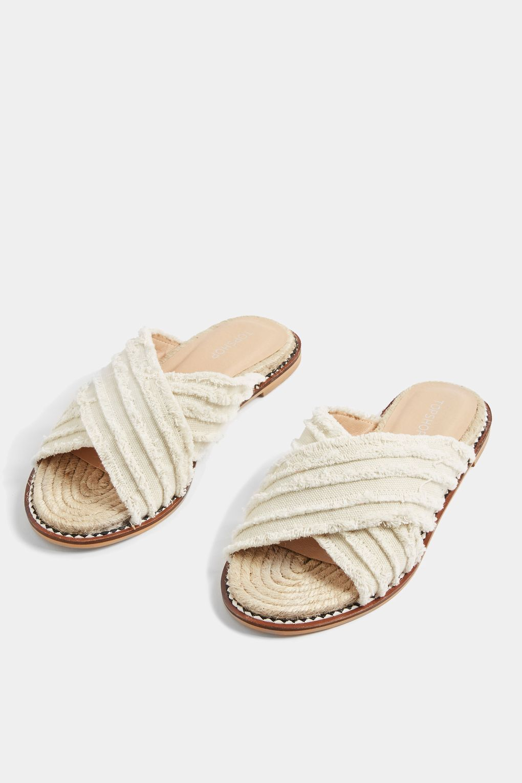 ea2517a3daa0 Carousel Image 0 Flat Espadrille Sandals