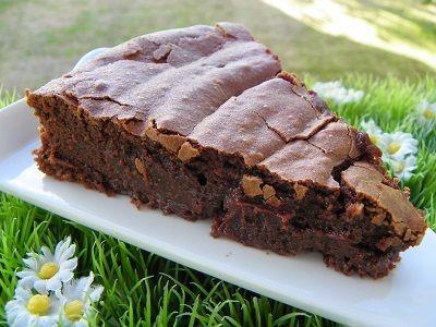 Recette gateau au chocolat 150g de chocolat