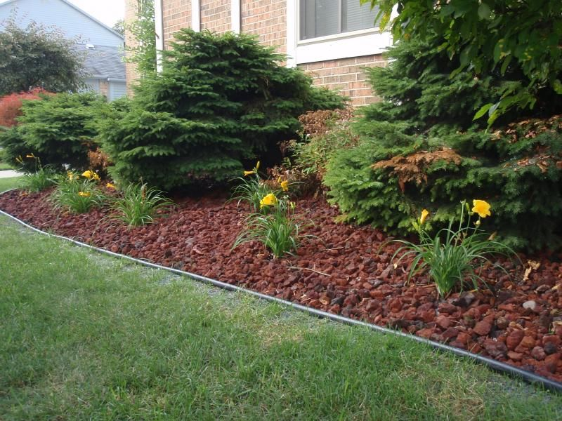 Nice Types Of Red Rock Landscaping Ideasu2026