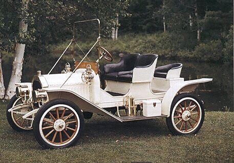 1910 Buick Model 10 - (Buick Motor Car Company, Flint, Michigan 1904-Present)