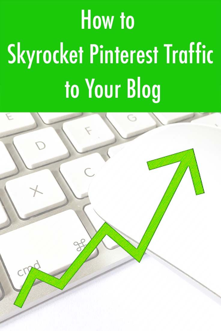 The best tool that will help you increase Pinterest traffic to your blog without much effort. Wish I knew about this months ago!