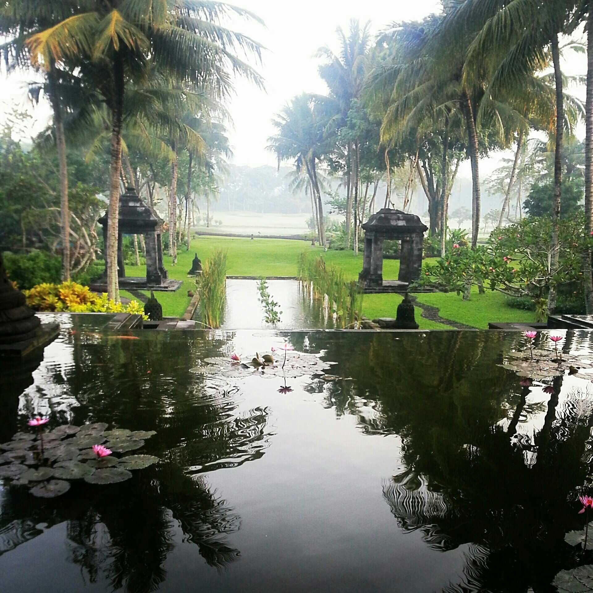Grand Hyatt Hotel - Yogyakarta Indonesia | my Journey | Pinterest ...