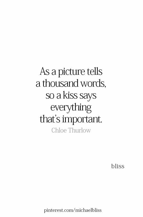 Pin by sara gove on Quotes Kissing quotes for him