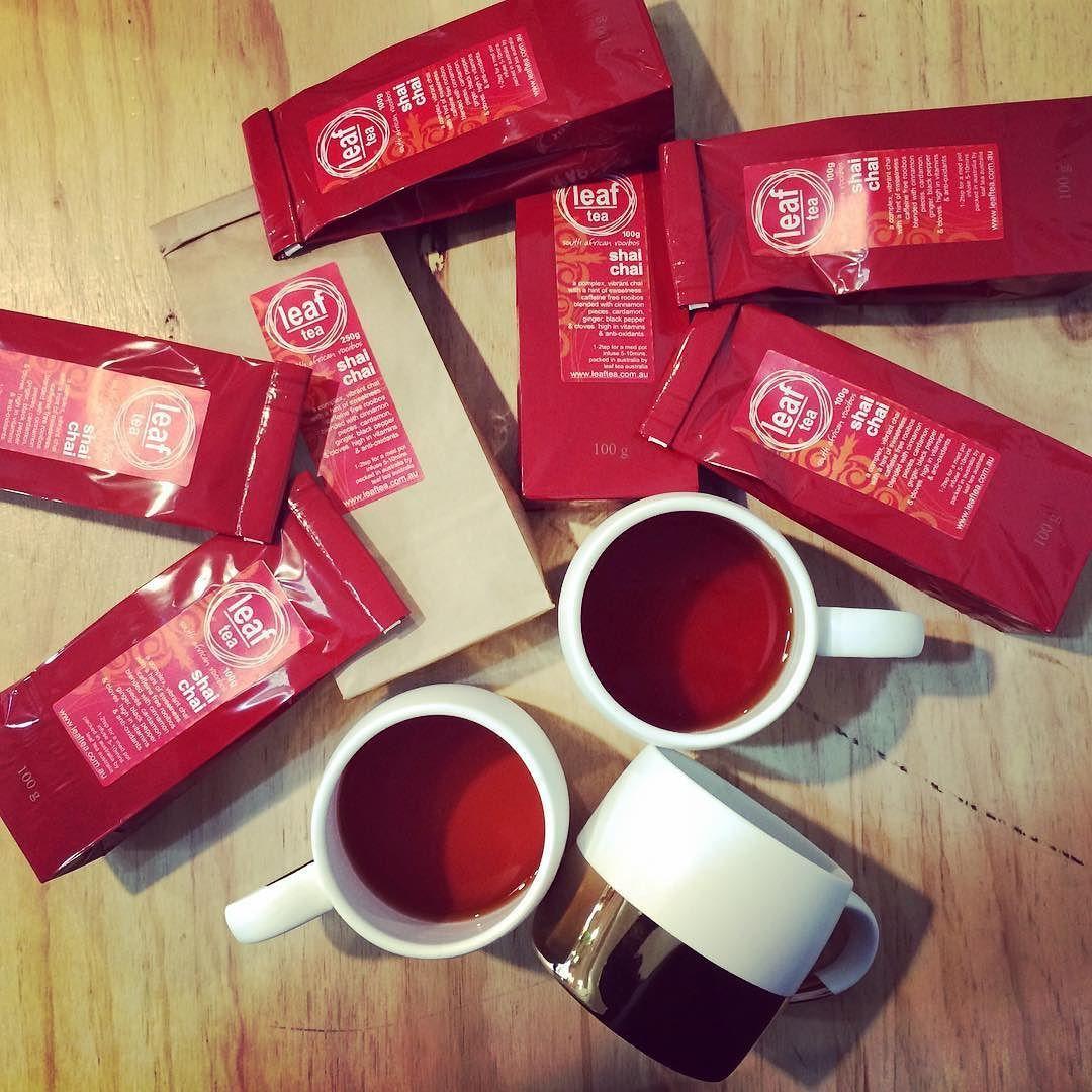 Shai chai  tasty & toasty  for cold windy days  high high high antioxidants  get it in yah   #leafteaaustralia #geelongwest #geelong #madeingtown #barwonheads #oceangrove #torquay #bellsbeach #lovetea #antioxidants #tea #teas #organiclooseleafteas #organictea #paleo #vegan #wellbeing #wellbess #instatea #instahealth #matcha #teatox #herbalist #herbaltea #lovechai #chai by leafteaaustralia http://ift.tt/1KnoFsa