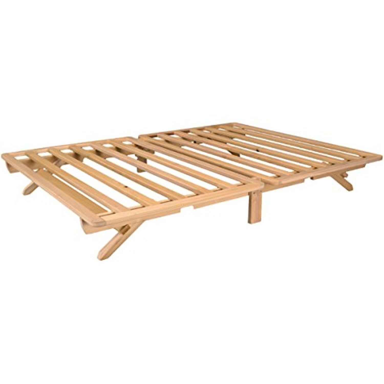 Fold Platform Bed  Xl Twin  For More Information, Visit