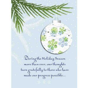 Leanin Tree DST80819 Seeds of Tomorrow - Pack of 25 by Leanin' Tree. $33.38. Material: Paper.. Size: 5.5 x 7.25.. Card features blue, green and white colors.. Envelopes included.. Great Gift Idea.. Product DescriptionAmerica&rsquos #1 Facial Tissue. Tissue Type: Facial Number of Plies: 2 Number of Sheets: 95 per box.Unit of Measure : Pack