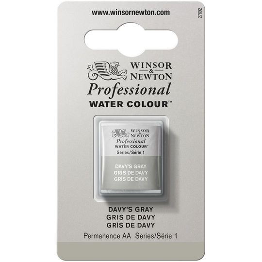 Winsor Newton Professional Water Colour Paint Pan In Cadmium