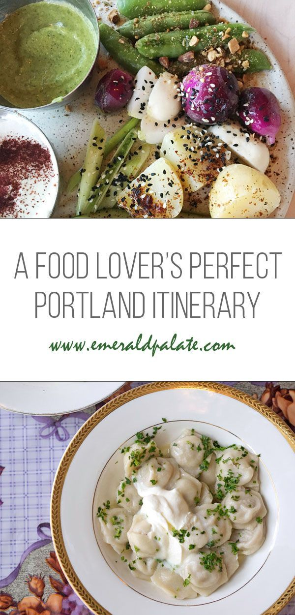 Photo of The Food Lover's Guide to Portland, Oregon