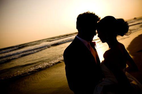 Séance photo mariés