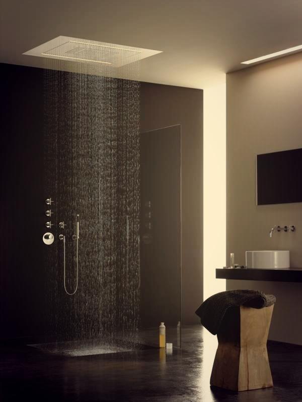 Divine Bathroom Kitchen Laundry, Open Shower Inspiration #Open ...