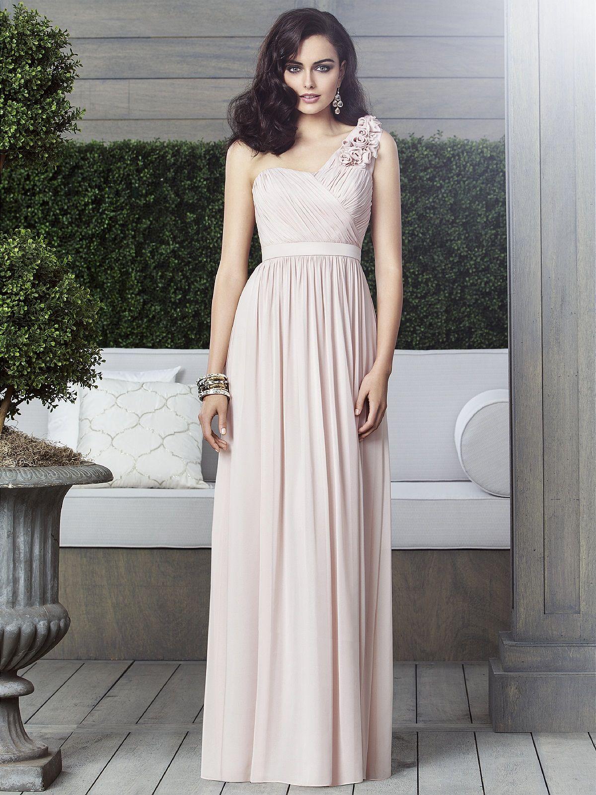 Dessy Bridesmaid Dress Style 2909 $195.00 | The Bridal Box ~ Wedding ...