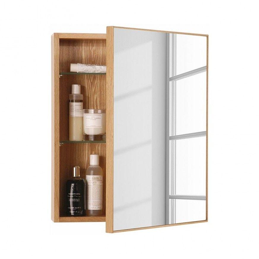 Spiegel Badezimmer Schrank In 2020 Mirror Cabinets Bathroom