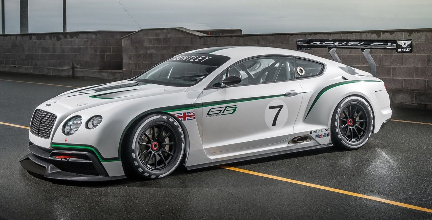 Bentley Continental GT3 (2013) #goodwood #bentley #supercars