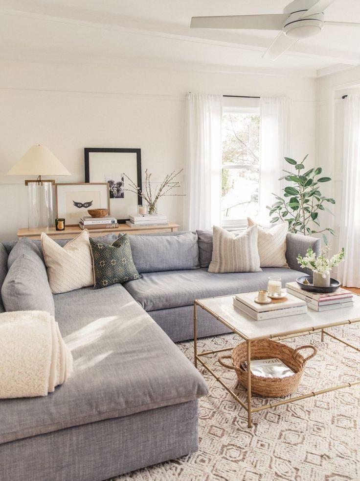 Home interior colors modern farmhouse living room decor