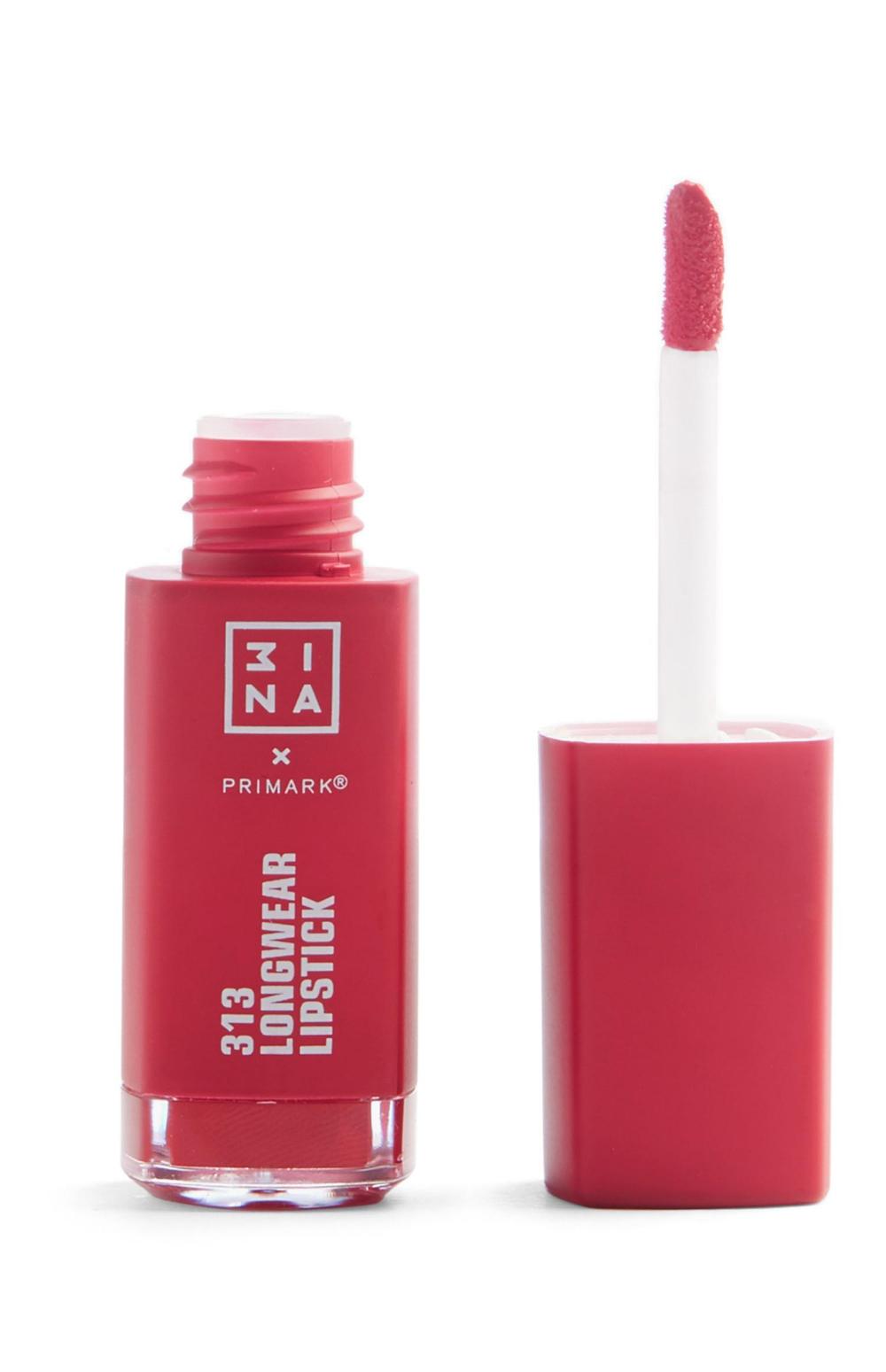 Primark Mina Longwear Lipstick Lipstick, Long wear