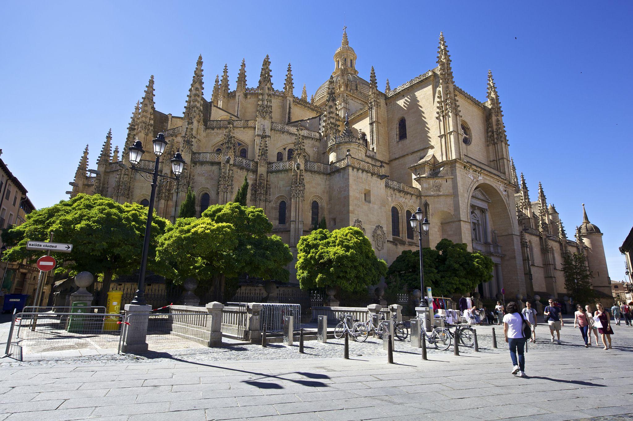 Catedral de Santa María de Segovia, España   Flickr - Photo Sharing!