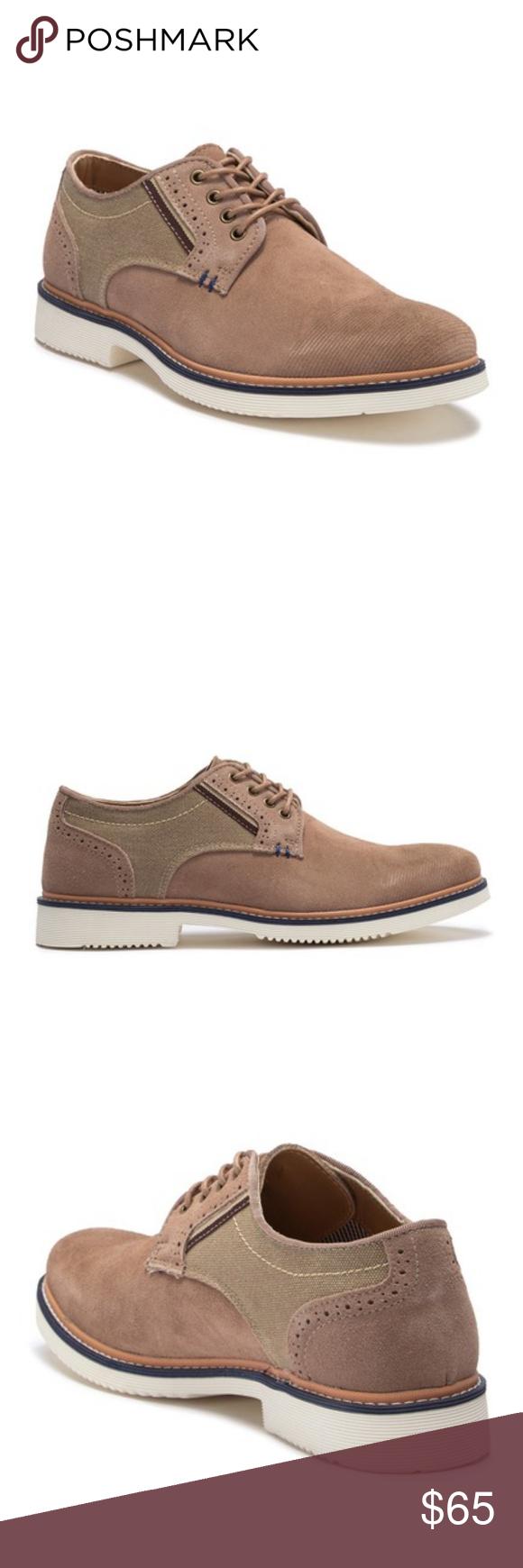 Men's Reserved Footwear Textured Derby