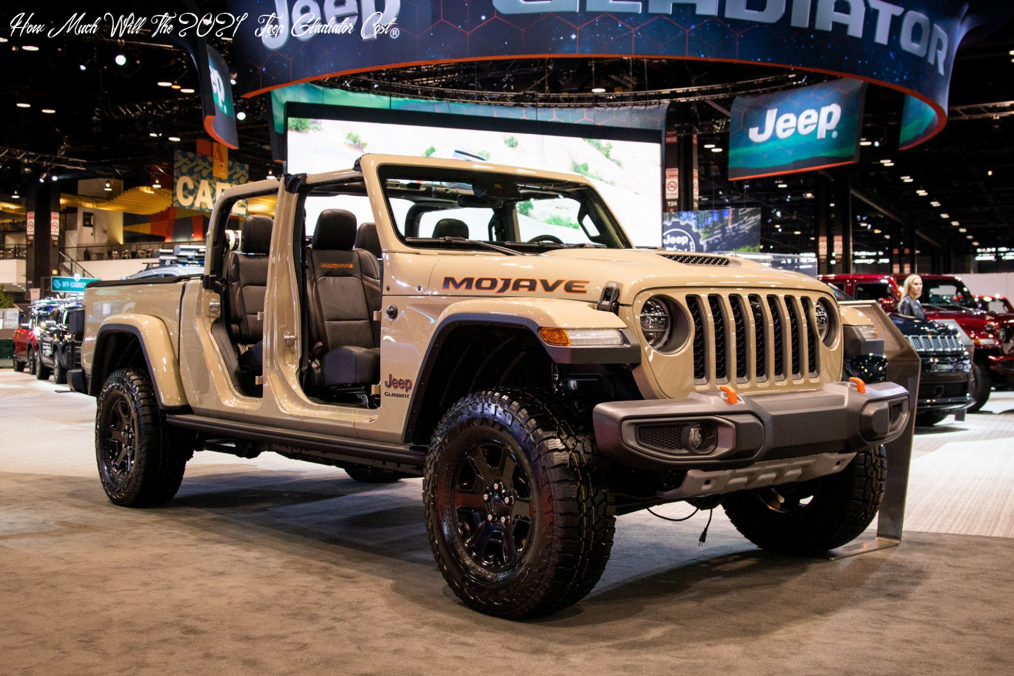 How Much Will The 2021 Jeep Gladiator Cost Performance In 2020 Jeep Pickup Truck Pickup Trucks Jeep Pickup