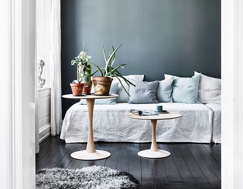 J'adore le sol, le mur du fond et la pléiade de coussins!!!