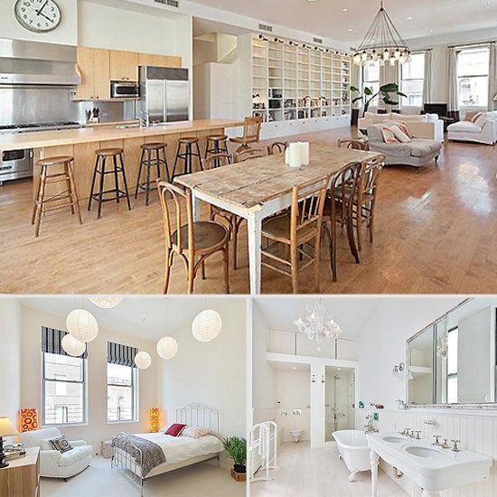 Rent Apartment New York: Kate Winslet's NYC Apartment