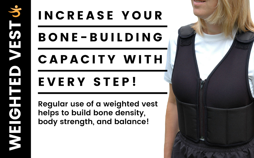 16++ Weight bearing vests for osteoporosis viral