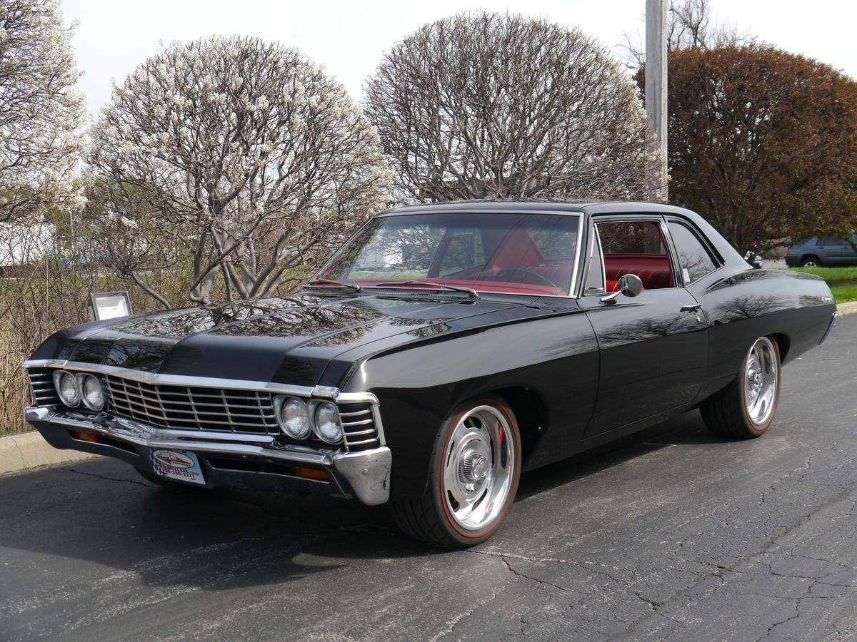 All Chevy 1967 chevrolet models 1967 Chevrolet Biscayne RestoMod for sale #1829142 | Hemmings ...