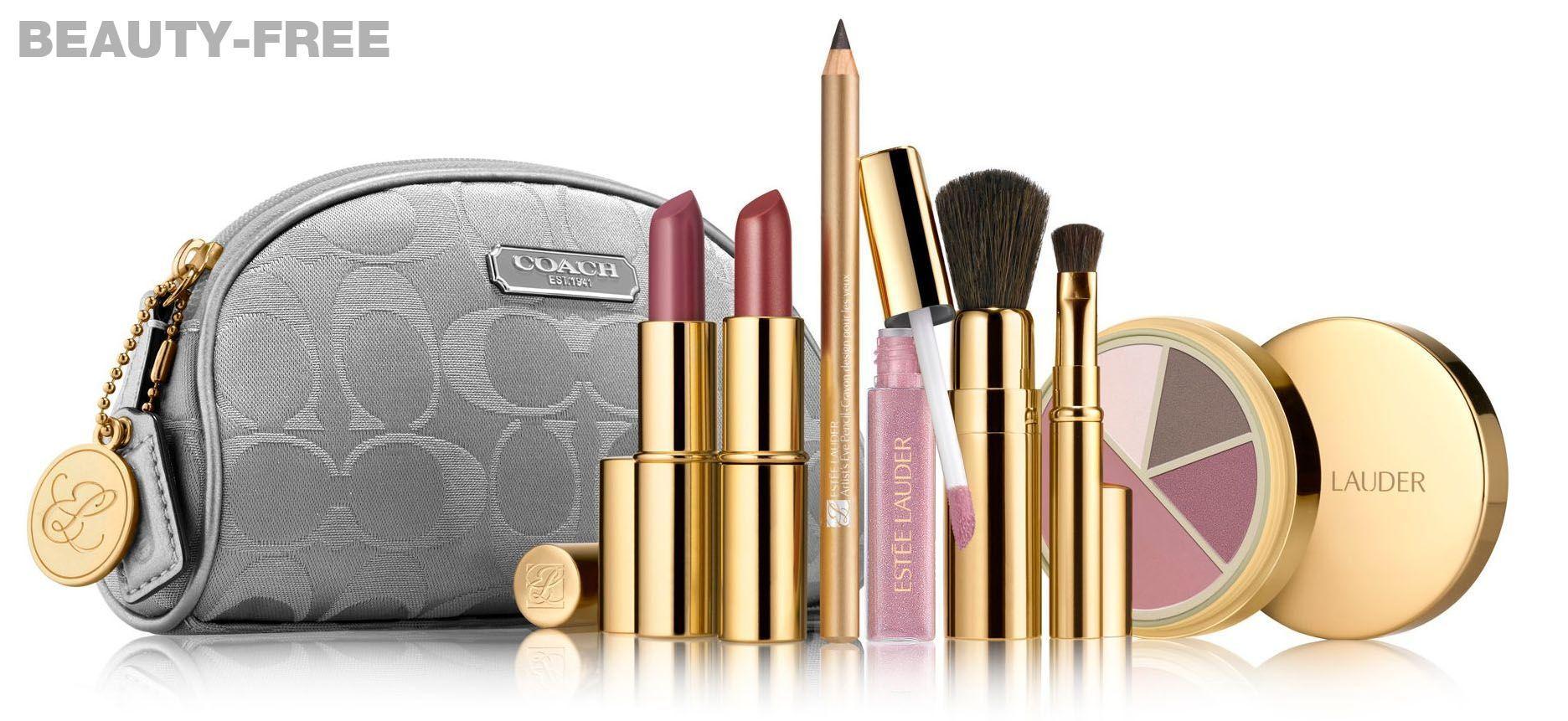 Cosmetics Perfume Estee lauder makeup kit in Poland in
