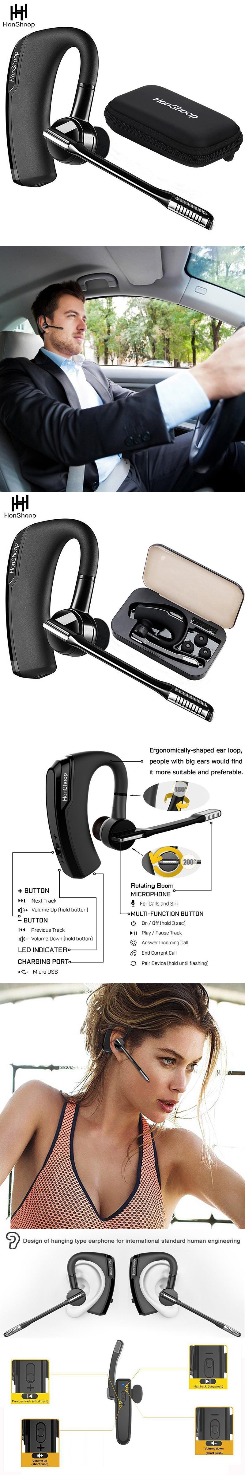 K6 Voyager Legend Bluetooth Headset Handsfree Wireless Stereo 41 Car Headphones A Gift Earphones Carrying