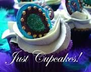 peacock by Just Cupcakes