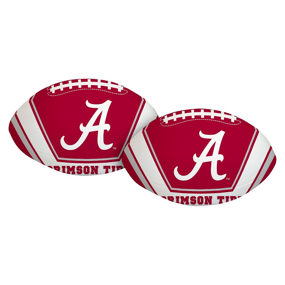 NCAA Alabama Crimson Tide Softee Football