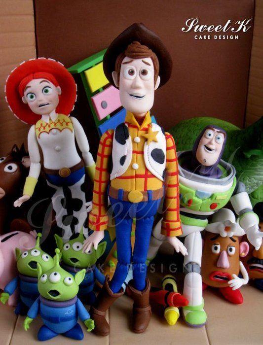 Toy Story Cake Box