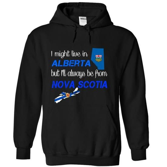 Nova Scotia-Alberta - #tee ball #creative tshirt. BUY IT => https://www.sunfrog.com/LifeStyle/Nova-Scotia-Alberta-jqera-Black-Hoodie.html?68278