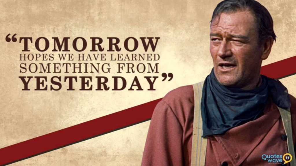 Best John Wayne Quotes Famous Quotes : Impressive Famous John Wayne Quotes Courage Is  Best John Wayne Quotes