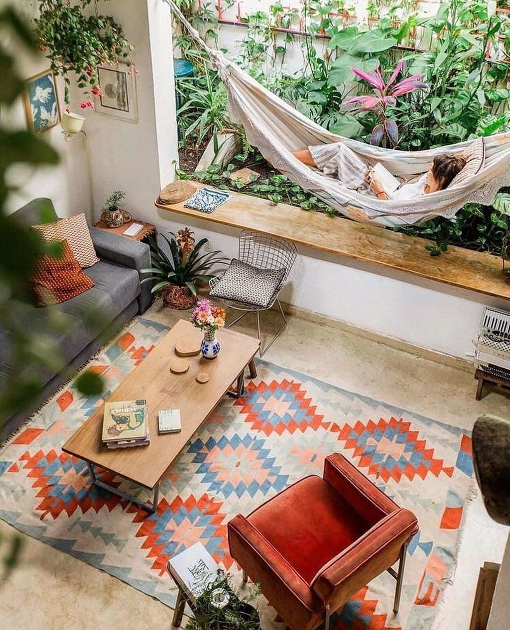 40 Unique Hippie Home Decor Ideas images