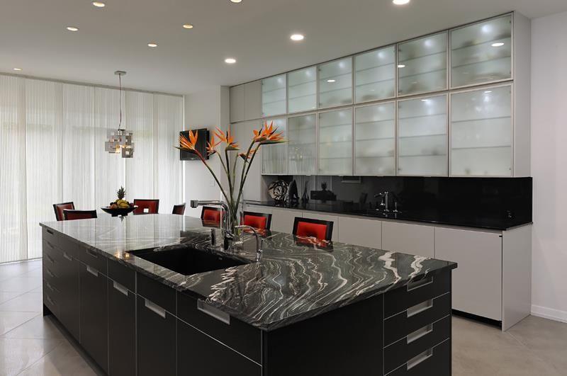 120 Custom Luxury Modern Kitchen Designs Page 16 Of 24 Contemporary Kitchen Contemporary Kitchen Interior Contemporary Kitchen Design
