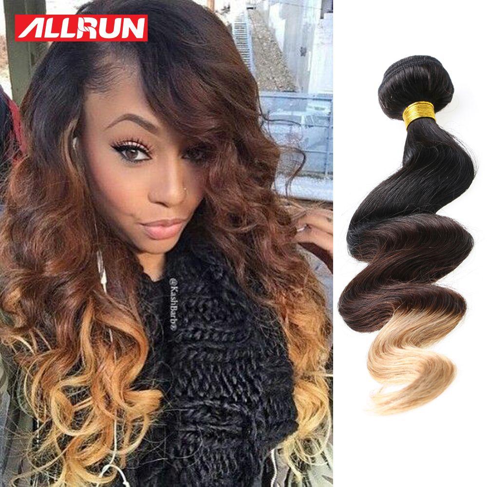 Brazilian Virgin Hair 12 24 Brazilian Hair 3 Bundles Ombre