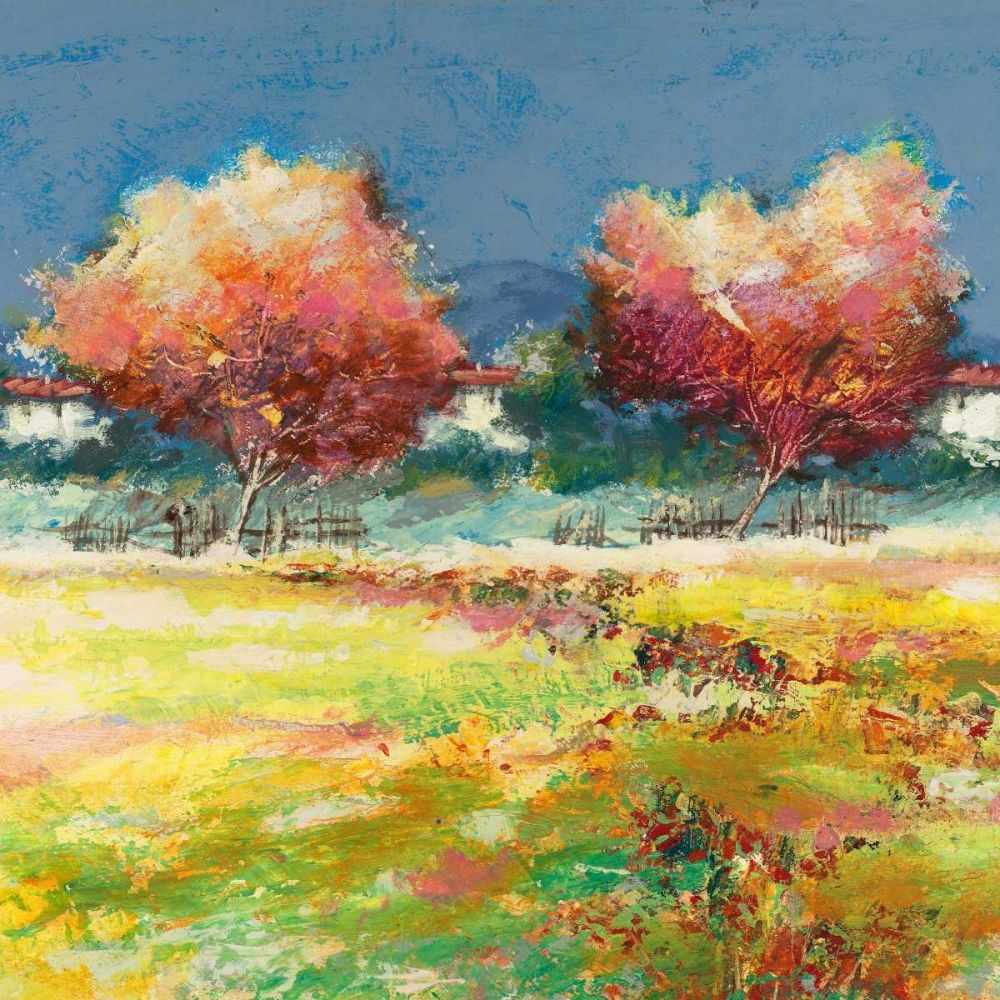 toskana idee farbe kunstproduktion malerei a1 leinwand leinwanddruck xxl