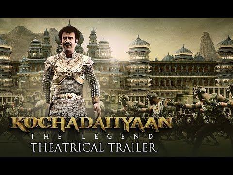 First Trailer: Rajinikanth returns with Kochadaiiyaan ...