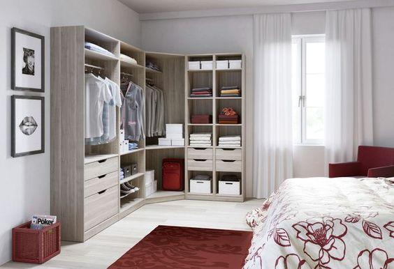 Dressing pour ranger sa chambre à coucher  les modèles du moment