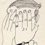 self-portrait - warhol